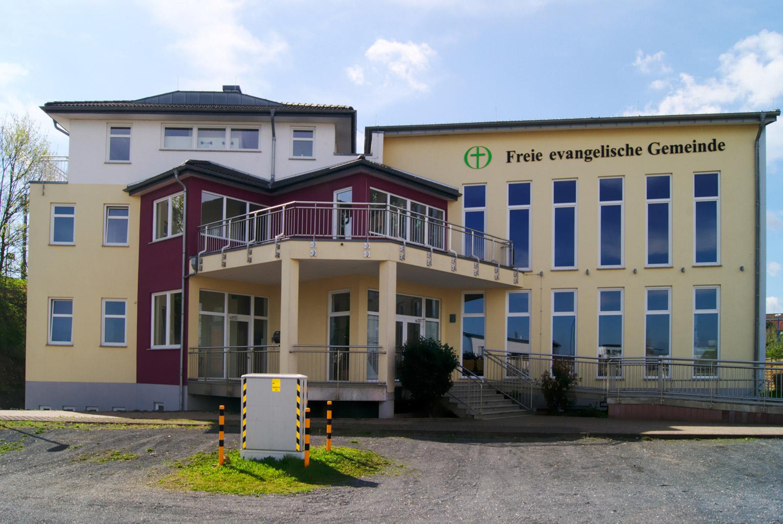 Freie evangelische Gemeinde Rheinbach - Evangelische